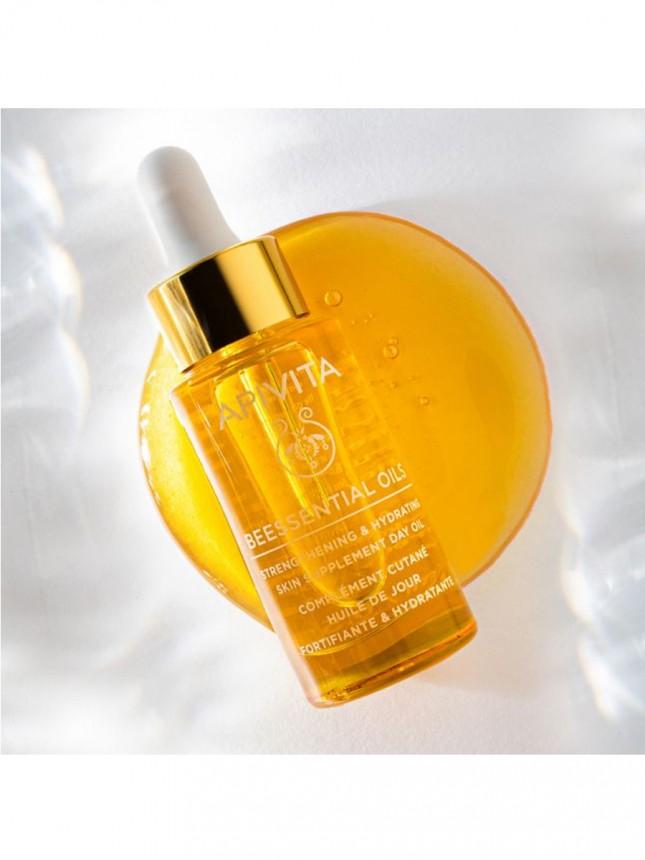Apivita Bee Essencial Oils Óleo de Dia 15 ml