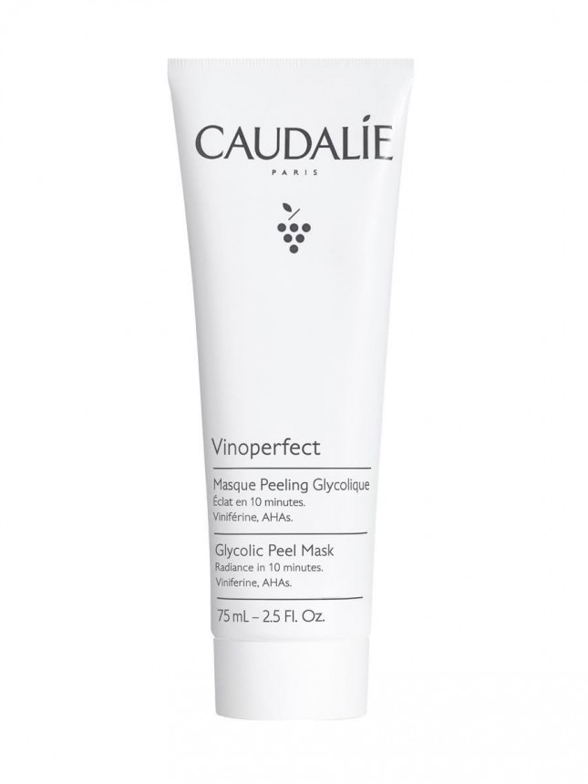 Caudalie Vinoperfect Máscara Peeling Glicólica 75 ml