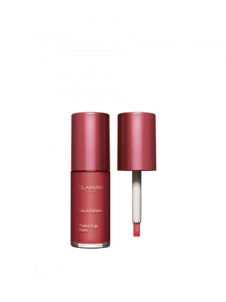 Clarins Eau à Lèvres - Water Lip Stain Tom 09 - Deep Red Water