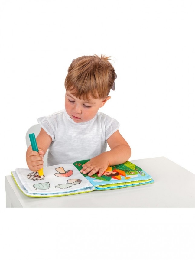 Chicco Livro de Pintar as Estações +2 anos