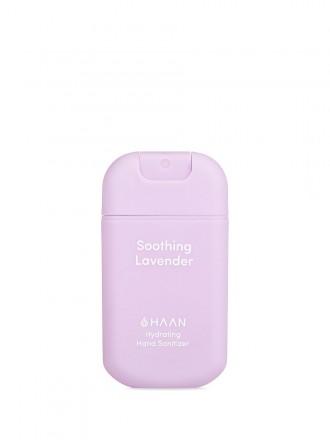 HAAN Higienizante de Mãos Recarregável Soothing Lavender (Lilás) 30ml