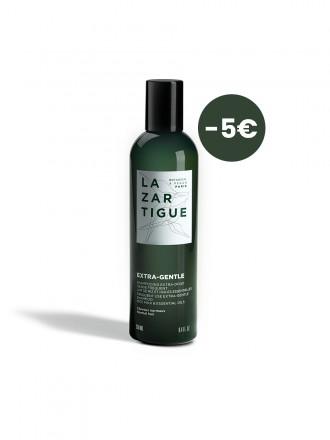 Lazartigue Extra-Gentle Champô Extra Suave para Uso Frequente 250ml com Desconto de 5€